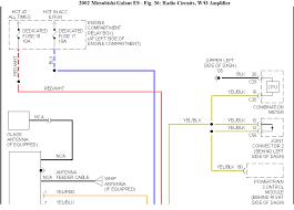 mitsubishi magna engine wiring diagram diagram 2002 mitsubishi galant stereo wiring diagram and