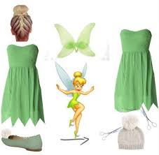 simple tinkerbell teen costume 13 diy tinkerbell costume ideas