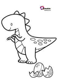 Dinosaur coloring pages you'll find on dinosaursgames.net. Dinosaurs T Rex Coloring Pages