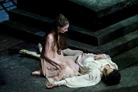 Romeo And Juliet Death Scene Royal Ballet Romeo And Juliet Cuthbertson And Bonelli London