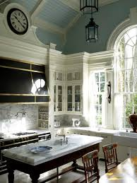 kitchen moldings: traditional kitchen by anthony baratta llc