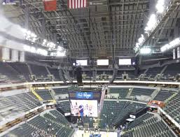 Bankers Life Fieldhouse Section 215 Seat Views Seatgeek