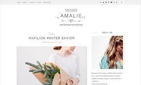Simple Blog Templates 12 Best Free Minimalist Blogger Templates 2018 Themelibs