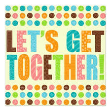 Gettogether Invitations Let S Get Together Invitation
