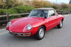 1966 alfa romeo sport car