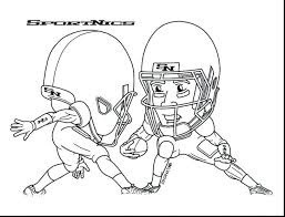 Nfl Coloring Pages Players Appealing Free Sports Teams Es Printable
