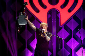 Ed Sheerans Perfect Climbs To The Chart Summit In