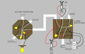 light switch wiring diagram red wire simple wiring diagram ceiling fan light two switches save wire ceiling fan