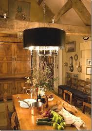 black drum shade dining room chandelier designs