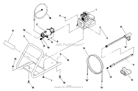 Briggs and stratton power products 9833 0 2 900 cp parts diagram