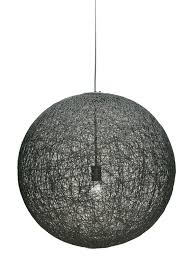 String Pendant Light And 30 Single Bulb In Black By Nuevo HGML402 With  Hgml402 1159x1600px