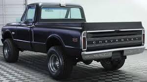 1970 Black Chevrolet Cheyenne C-10 For Sale - YouTube