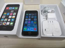 iPhone 5S For Sale Latest Model 16GB Gray Factory Unlocked