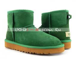 ... boots classic UGG Women Classic Mini - Green .