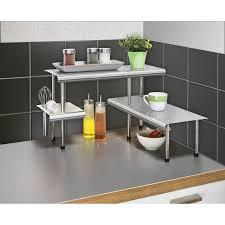 Kitchen Corner Shelves Wenko Massivo Trio Kitchen Corner Shelf Reviews Wayfaircouk