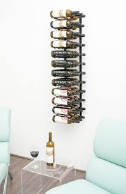4 foot wall series 36 bottle wine rack all cabinet parts