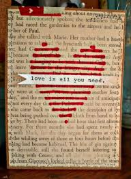 valentine s day diy paper crafts book page craft ideas