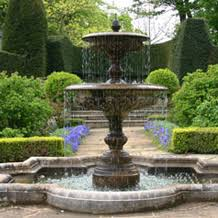 fountains for gardens. Vermeer Garden Fountain Stone Pool Surround Ornaments Fountains For Gardens T