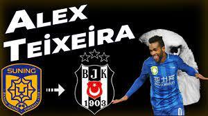 """Alex Teixeira Skills & Goals """" Beşiktaş'a Hoşgeldin ! """" 2021 HD Jiangsu ve  Shakhtar Donetsk - YouTube"""