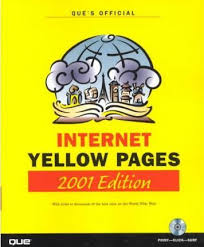 ques official internet yellow pages 2001 edition