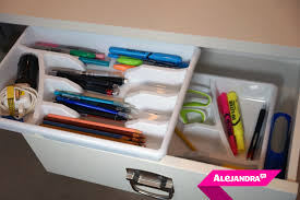 how to organize office. Use Kitchen Utensil Organizers To Keep Your Pens \u0026 Pencils Organized How Organize Office