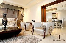 high end home interior decorators in india