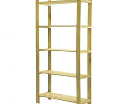 medium size of exceptional 5 tier sanded pine wood shelving unit ikea shelving unit