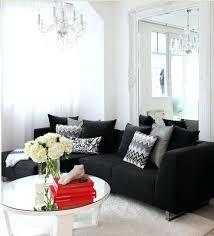 elegant black sofas living room design best ideas about couch decor on sofa decorating idea