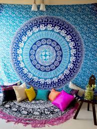 nonsensical wall hanging tapestry uk modern kits hippie large indian diy