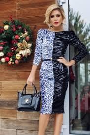 Платья-футляры от Bella Potemkina