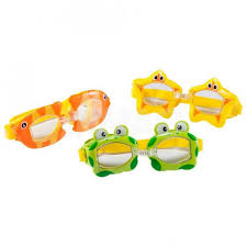 <b>Очки</b> для плавания <b>Intex Fun</b> goggles 3-8 лет - IRMAG.RU