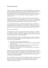 Legal Secretary Sample Job Description Resume Covertter And Template