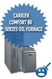 trane oil furnace. carrier comfort 80 series oil furnace trane