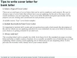 covering letter for bank cover letter bank teller no experience cover letter for banking