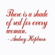Woman In Red Quotes