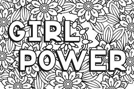 Welcome to coloringpages101.com site with free coloring pages for kids on this site. Strong Women Coloring Pages 10 Printable Coloring Pages For Badass Women Who Are Changing The World Printables 30seconds Mom