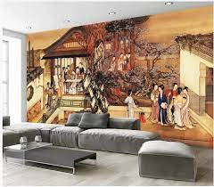 WDBH 3d wallpaper custom photo Chinese ...
