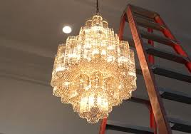 los angeles orange county san go chandelier cleaning