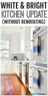 bright updated kitchen reveal