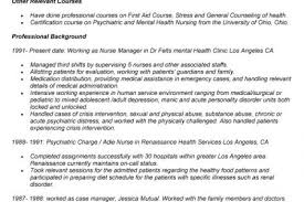 Psychiatric Nurse Resume Human Resource Assignment Help in Canada - Assignment psych nurse ...