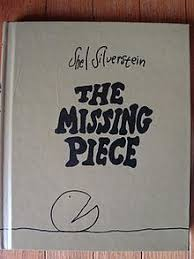 The Missing Piece Shel Silverstein The Missing Piece Book Wikipedia