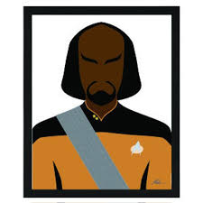 the next generation lieutenant worf of
