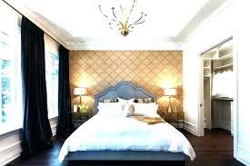 Accent Walls Bedroom Cool Design