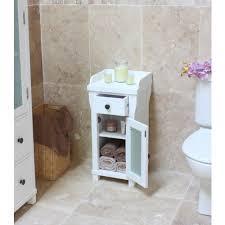 Small Cabinet For Bathroom Cool Design White Modern Counter Countertop  Corner Wall