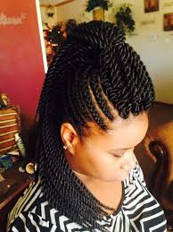 Crochet Mohawk Braid Pattern