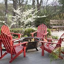 adirondack chairs around fire pit. Beautiful Around Outdoor Fire Pit Chat Furniture Set Pleasant Bay Adirondack Aspen  Place Chair Seats Collection Inside Chairs Around D