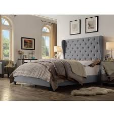 tufted upholstered beds. Rosevera Olympia Tufted Upholstered Bed, Queen Tufted Upholstered Beds