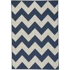 blue indoor outdoor rug 4 x 6 small chevron navy indoor outdoor rug finesse kailani blue