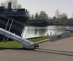 Ship Gangway Design Verhoef Gangway Systems Verhoef Access Freefall Lifeboat