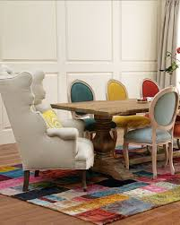 Colorful Dining Room Tables Best Design Ideas